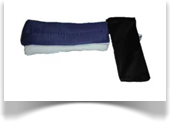 The OptiFlow® Comfort Sleeve leg for a child
