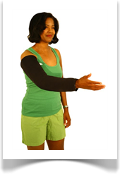 The OptiFlow® Comfort Sleeve with PowerSleeve