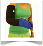 The OptiFlow® Comfort Sleeve with Hand Piece