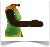 The OptiFlow® Comfort Sleeve with Hand Piece and PowerSleeves